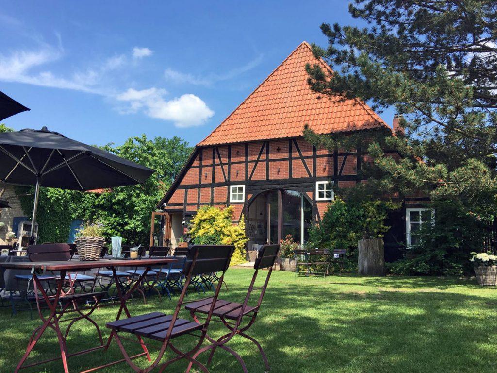 Café HOFLIEBE in Walmsburg bei Bleckede