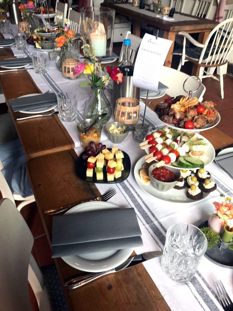 Raumvermietung im Café HOFLIEBE in Walmsburg