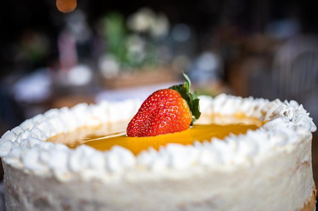 Torte im Café HOFLIEBE