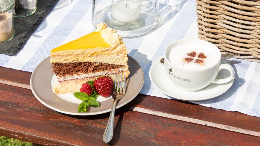 Kaffee trinken in Walmsburg bei Bleckede