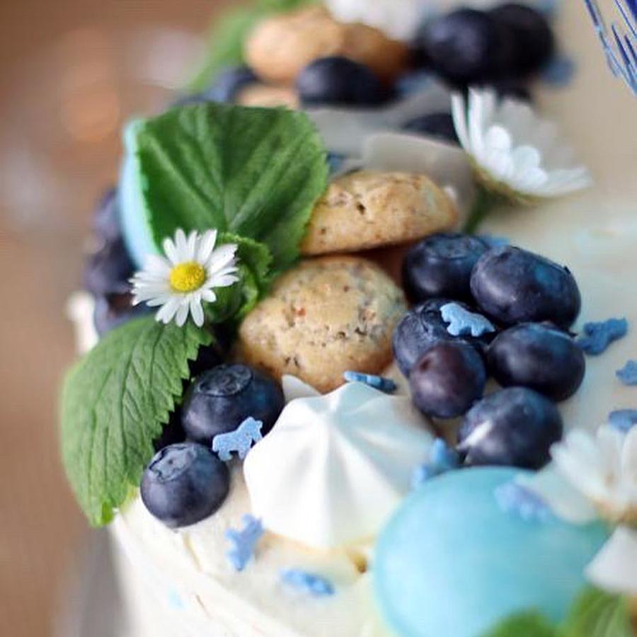 Kuchen im Café HOFLIEBE